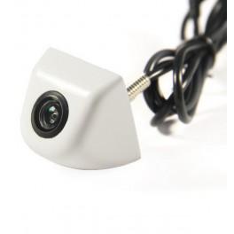 Vezeték nélküli befúrható tolatókamera vízálló fehér színben