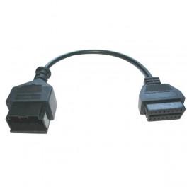 KIA OBD átalakító kábel 20 PIN KIA diagnosztika